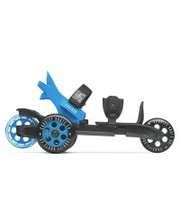 Cardiff Skate Роликовые коньки Cruiser Large Black Blue