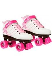 SFR Роликовые коньки Vision Pink 29