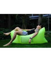 LamZac Лежак надувной Air Lime