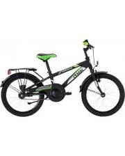 """MBK Велосипед Comanche 18"""" Black/Green"""