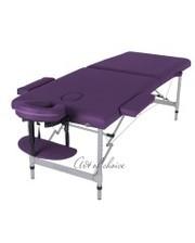 ART OF CHOICE Массажный стол DIO фиолетовый