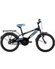 """MBK Велосипед Comanche 16"""" Black/Blue"""