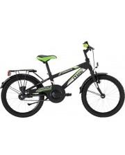 """MBK Велосипед Comanche 16"""" Black/Green"""