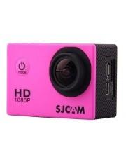 SJCAM Экшн камера SJ4000 (розовый)