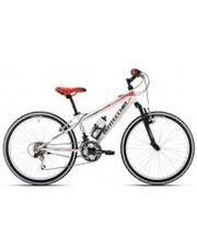 "Bottecchia Велосипед 050 MTB 18S Boy 24"" белый"