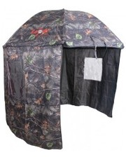 Carp Zoom Рыболовный зонт-палатка Umbrella Shelter camou