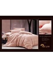 Arya Комплект постельного белья евро жаккард ROMANCE 200x220 peony