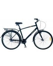 """LEON Велосипед Solaris Man 26"""" черный 18"""""""