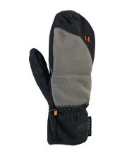 Ferrino Перчатки Tactive XS (6-6.5) Black/Grey