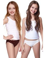 Anabel-Arto 6609 подростковые трусы для девочек (2шт)