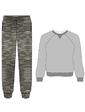 Anabel-Arto 6316-1 комплект для мальчиков: джемпер и брюки