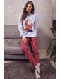 Anabel-Arto 6215-4 брюки женские