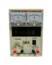 Dazheng PS1501T+ (15V 1A, цифровая/стрелочная индикация, RF индикатор, тестер)
