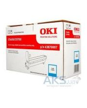 OKI C5650/5750 Cyan (43870007)