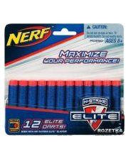 Hasbro Комплект из 12 стрел для бластеров NERF (A0350)