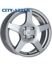 City 1231 6.0x14/4x98 D58.6 ET35 белый