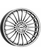 AEZ Valencia 7.0x17/5x108 D70.1 ET39 silver