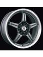 P&W 0196 6.5x15/4x100 D67.1 ET38 MLGM