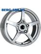 BERG 588 6.5x15/5x114.3 D73.1 ET40 silver