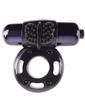 Pipedream Эрекционное вибро кольцо Vibrating Super Ring Black PD5960-23