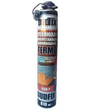 Напыляемый утеплитель Budfix Termo 990 Р, 810мл