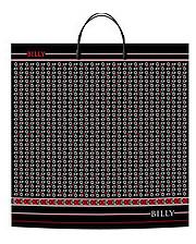 """Пакеты с пластиковой ручкой супербольшие """"Билли"""" 40x45(уп.10 шт.)"""