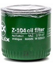 Zollex Z-104 Фильтр масляный ВАЗ 2101-05