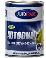 Auto trade Мастика резинобитумная Autogum, 2,4 кг