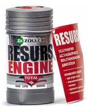 Zollex RE-182 Присадка в моторное масло Resurs Total Engine, 50 мл