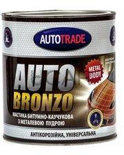 Auto trade Мастика битумно-каучуковая Autobronzo, 4,5 кг