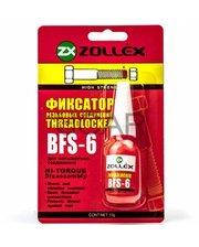 Zollex BFS-6 Фиксатор резьбовых соединений красный, 10 г