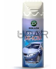 Zollex CM-169 Размораживатель стекол со скребком, 450 мл