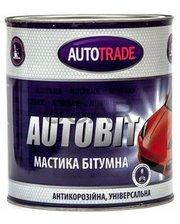 Auto trade Мастика битумная Autobit, 4,3 кг