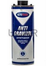 Auto trade Средство для защиты кузова Антигравизол черный, 900 г