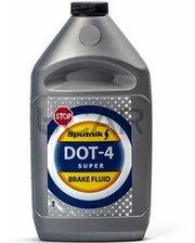Sputnik 701033 Тормозная жидкость ДОТ-4, 1 л