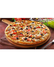 "Скидка 30% на все меню кухни и бара в ресторане ""Al Forno Pizzeria"" на Печерске"