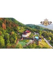 """Відпочинок в туристично-оздоровчому комплексі """"Маєток Сокільське"""" в Карпатах зі знижкою до 35%"""