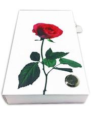 Старт-Полиграф Набор из стикеров и закладок PET NotesMark «Роза»