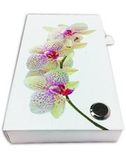 Старт-Полиграф Набор из стикеров и закладок PET NotesMark «Орхидея 1»