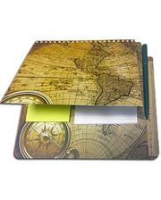 Старт-Полиграф Блокнот-планшет NotePad со стикерами Post-it «Путешественник»