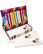 Старт-Полиграф Фоторамка - диспенсер 9х13см FrameNote, с блоком бумаги для заметок «Цветочная фантазия»