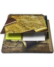 Старт-Полиграф Блокнот-планшет NotePad со стикерами Post-it «Капитан»