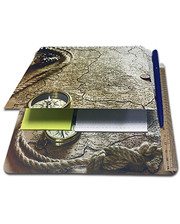 Старт-Полиграф Блокнот-планшет NotePad со стикерами Post-it «Путешественник 2»