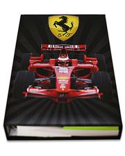 Старт-Полиграф Блокнот со стикерами Post-it, в твердой обложке«Ferrari Formula 1»в комплекте с чехлом