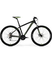 Merida BIG.NINE 20-MD MATT BLACK (GREEN)