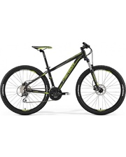 Merida BIG.SEVEN 20-D MATT BLACK (GREEN)