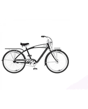 "FELT Cruiser Beaumont 26"" classic black 3 spd"
