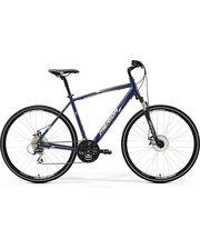 Merida CROSSWAY 20-MD DARK BLUE (SILVER\WHITE)