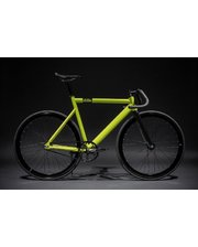 State Bicycle 6061 Black Label yellow 55см