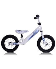 "REBEL Kidz Steel AIR 12,5"" POLICE white"